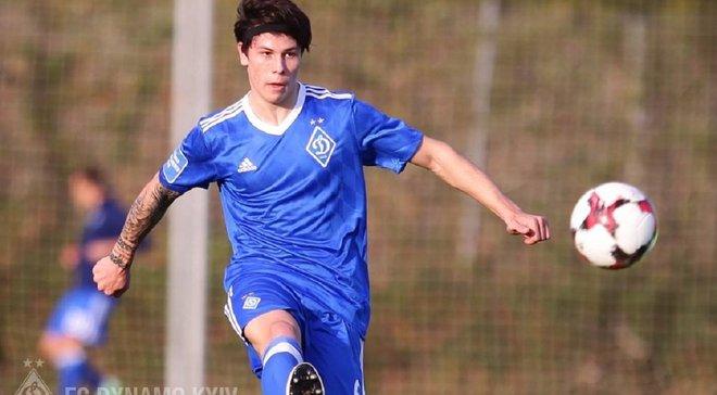 Попов, который недавно дебютировал за основу Динамо, назвал свой идеал защитника