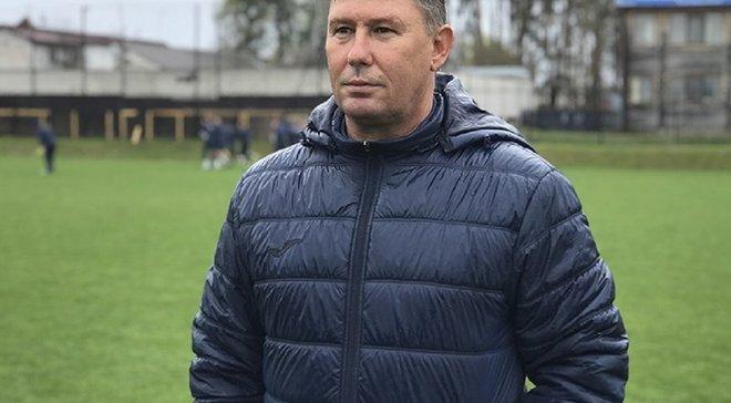 Олимпик представил исполняющего обязанности главного тренера после ухода Шевчука