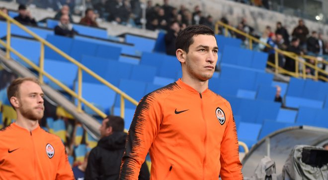 СК Днепр-1 – Шахтер: Степаненко получил травму в матче Кубка Украины и рискует пропустить поединок с Динамо