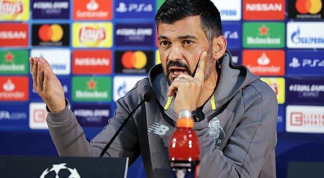 Консейсау: Порту заслуживал большего в матче с Ливерпулем