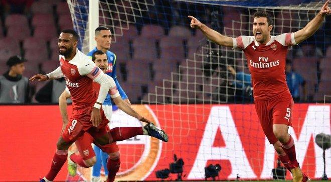 Головні новини футболу 18 квітня: визначились півфіналісти Ліги Європи, Зінченко готовий до повернення на поле