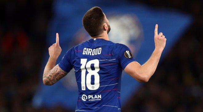 УЄФА оприлюднив символічну збірну тижня в Лізі Європи
