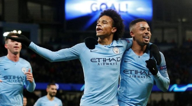 Жезус і Сане хочуть влітку покинути Манчестер Сіті