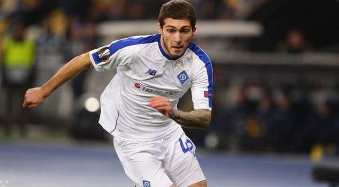 Цитаишвили прокомментировал великолепный гол в ворота Ворсклы