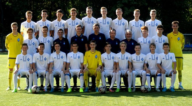 Динамо U-17 переиграло Фиорентину на международном турнире