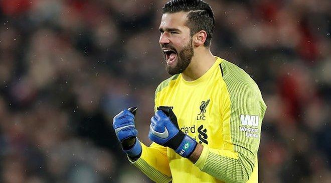 Аліссон: Ліверпуль має надійно зіграти в захисті проти Барселони