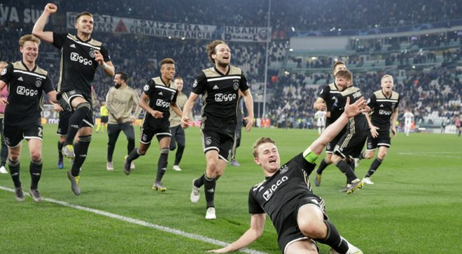 Аякс установил клубный рекорд по забитым голам