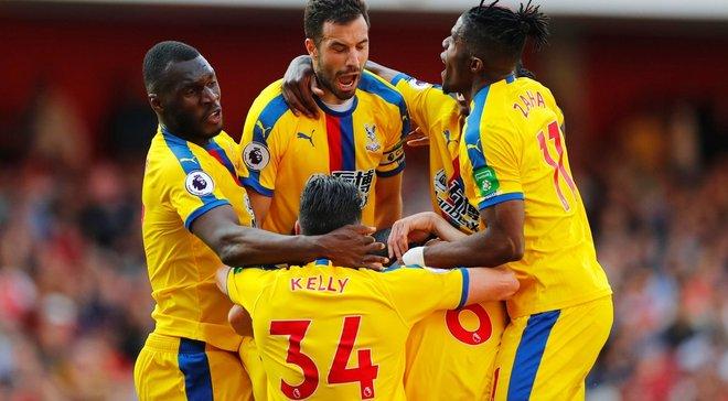 Арсенал уступил Кристал Пэлас, Ливерпуль победил Кардифф: 35-й тур АПЛ, матчи воскресенья
