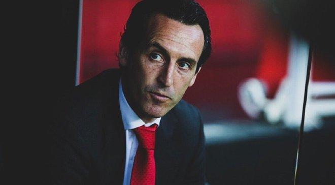 Эмери рассказал о своей цели на посту наставника Арсенала