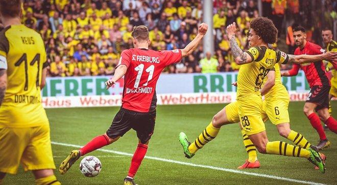 Герта разошлась миром с Ганновером, дортмундская Боруссия разгромила Фрайбург: 30 тур Бундеслиги, матчи воскресенья