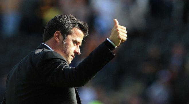 Наставник Эвертона Силва прокомментировал сокрушительную победу над Манчестер Юнайтед