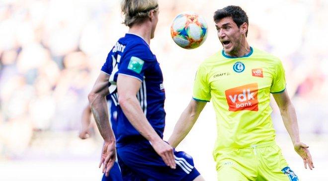 Гент с Безусом и Яремчуком не смогли победить Андерлехт – украинский хавбек был близок к победному голу