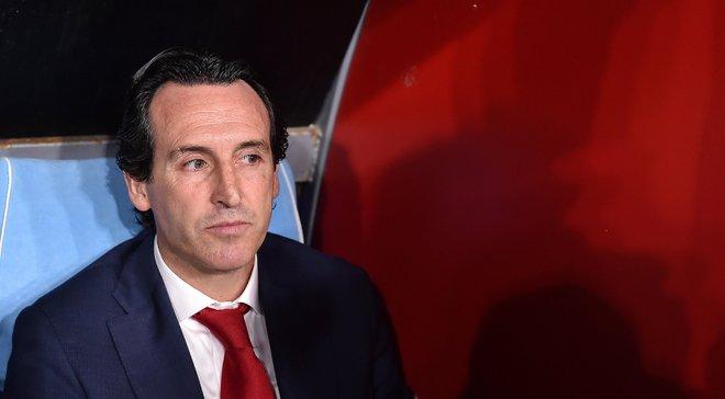 Эмери: Финиш в топ-4 зависит только от Арсенала