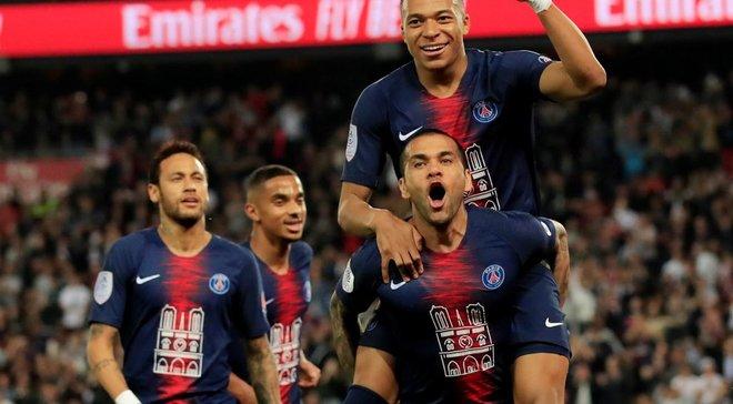 ПСЖ закріпив чемпіонство перемогою над Монако – Неймар зіграв вперше після травми