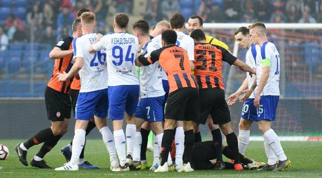 Орбу: Матч Динамо та Шахтаря можуть зіпсувати арбітри