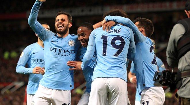 Манчестер Юнайтед – Манчестер Сити – 0:2 – видео голов и обзор матча