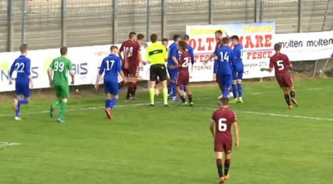 Динамо U-17 переиграло Торино и заняло 3 место на турнире Маджони-Ригги