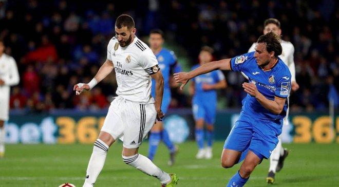 Хетафе – Реал – 0:0 – відеоогляд матчу