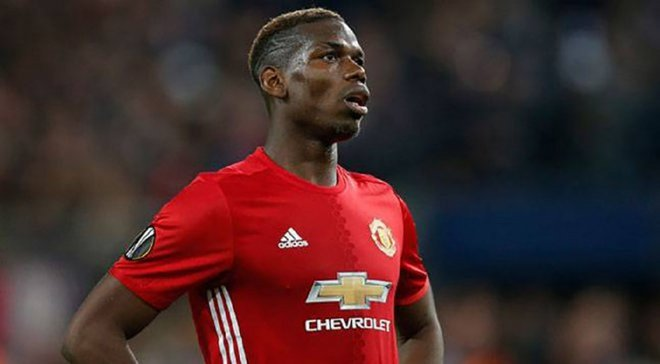 Погба поведал, что сказал Сульшер игрокам Манчестер Юнайтед после сокрушительного поражения от Эвертона