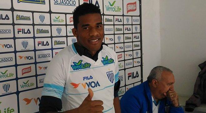 Бетао визнали найкращим захисником бразильської Серії B