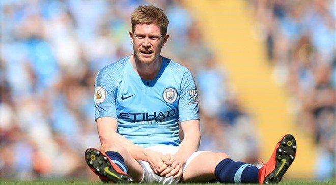Де Брюйне в нынешнем сезоне больше не сыграет за Манчестер Сити в АПЛ