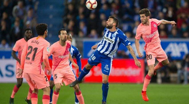 """Алавес – Барселона: """"блаугранас"""" за крок від чемпіонства, Реал втратив всі шанси на титул, мудрість Вальверде"""