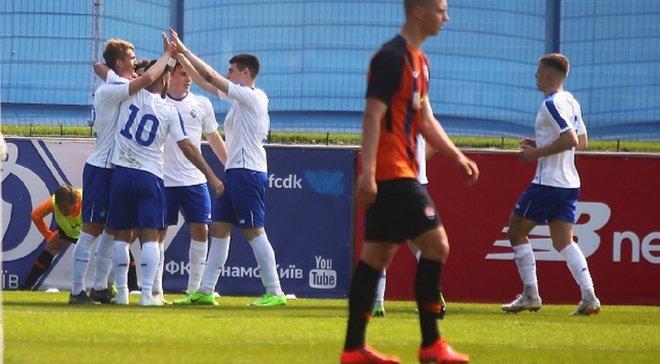 Переможний гол Супряги у відеоогляді матчу Динамо U-21 – Шахтар U-21 – 2:1