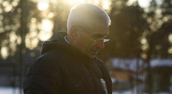"""Карпати – Чорноморець: гравці """"левів"""" зробили перфоманс на підтримку Фабрі Гонсалеса, у якого померла мати"""