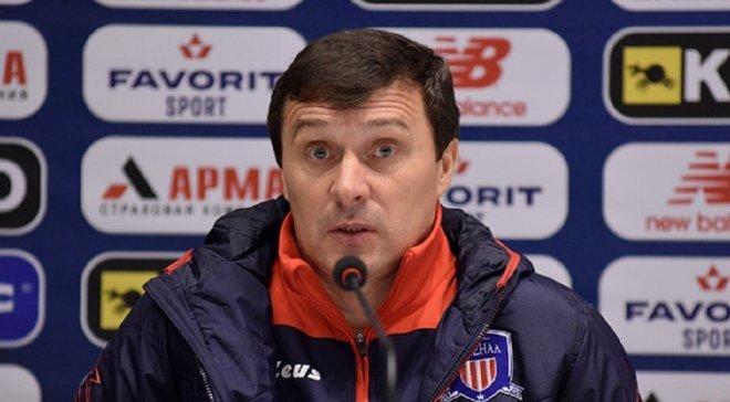 Леонов: Это не Олимпик выиграл, это мы проиграли