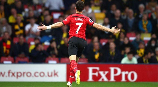 Форвард Саутгемптона Лонг забил самый быстрый гол в истории АПЛ