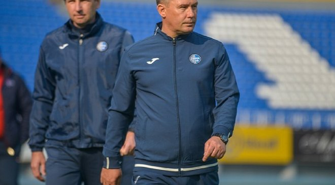 Тренер Олимпика Климовский: Все радуются, ребята полгода ждали победу