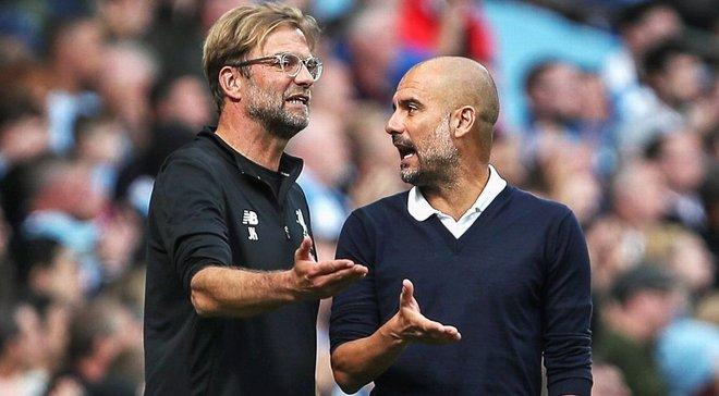 Ліверпуль і Манчестер Сіті в чемпіонських перегонах – кого підтримує футбольна Англія