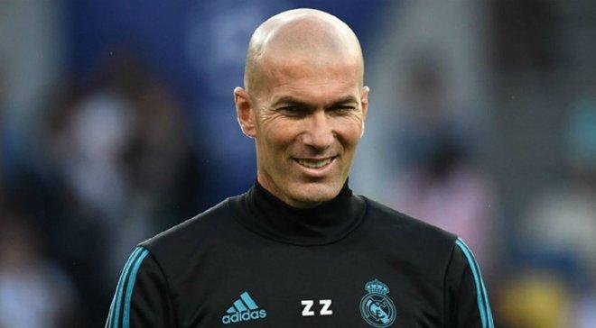 Зідан назвав головну ціль Реала на наступний сезон
