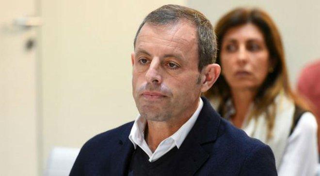 Экс-президент Барселоны Росель оправдан судом в деле по отмыванию денег