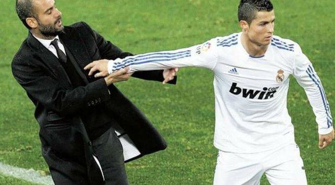 Роналду не проти призначення Гвардіоли в Ювентус – португалець тисне на керівництво через трансфери