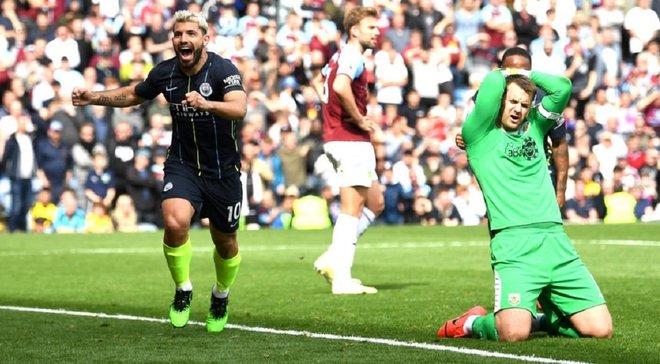 Бернлі – Манчестер Сіті – 0:1 – відео гола та огляд матчу