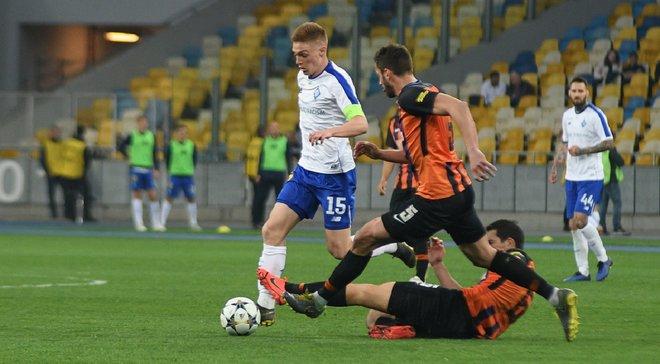 Кличко: В другому таймі матчу Динамо – Шахтар вже самому хотілося на поле вибігти