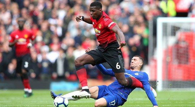 Манчестер Юнайтед – Челсі – 1:1– відео голів та огляд матчу