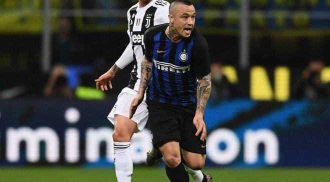 Чудо-гол Наингголана в видеообзоре матча Интер – Ювентус – 1:1