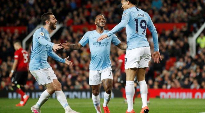 Манчестер Сіті встановив історичний рекорд результативності для англійських команд