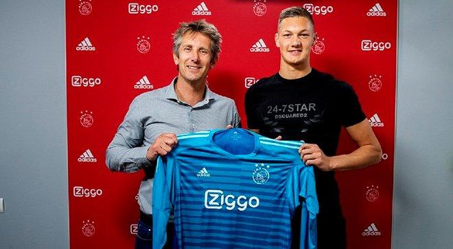 "Аякс ""наказал"" новичка команды – Овермарс и ван дер Сар заставили уважать величие клуба"