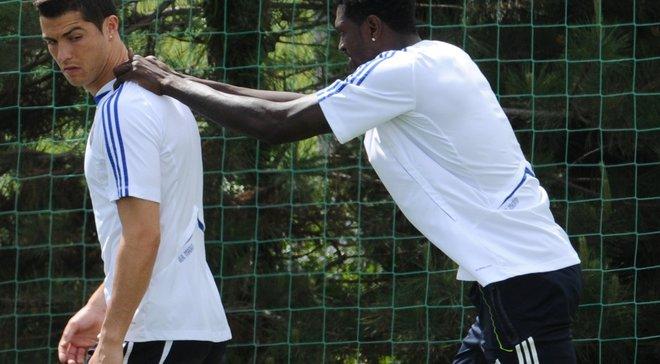 """""""Роналду запитував, чи нам важко"""", – Адебайор розповів про роботу з Кріштіану на тренуваннях Реала"""