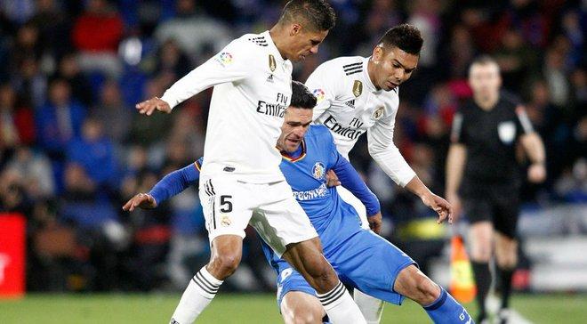 Головні новини футболу 25 квітня: Реал не зумів обіграти Хетафе, Шахтар втратив 3-х гравців через травми