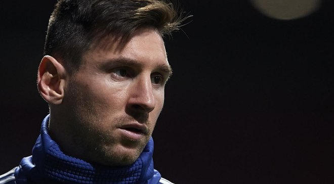 Сампаолі: Мессі страждає через збірну Аргентини