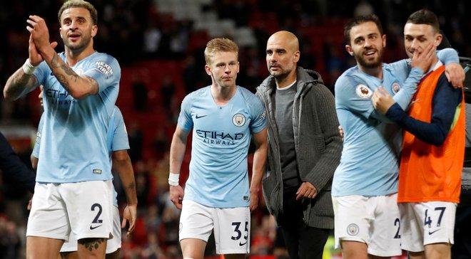Бернлі – Манчестер Сіті: онлайн-трансляція матчу АПЛ із Зінченком у старті