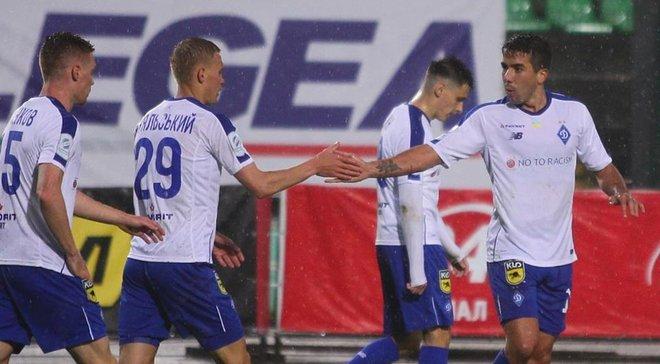 Львов – Динамо – 0:1 – видео гола и обзор матча
