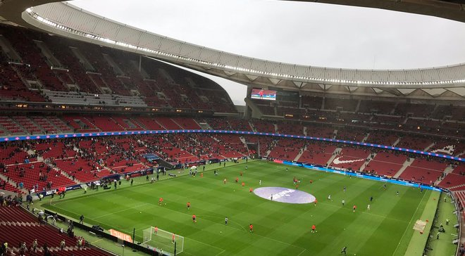 Стадион Атлетико стал местом съемки порнофильма – тут пройдет финал Лиги чемпионов