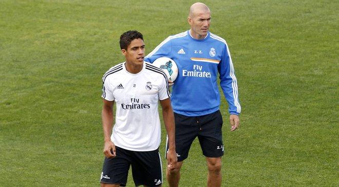 Варан передумав покидати Реал