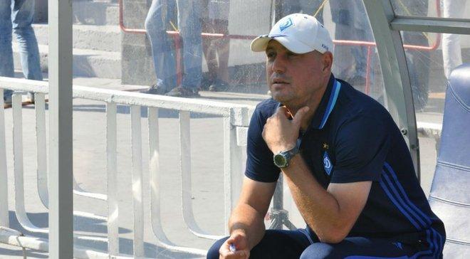 Тренер Динамо U-21 Мороз розповів, чого не вистачає Супрязі