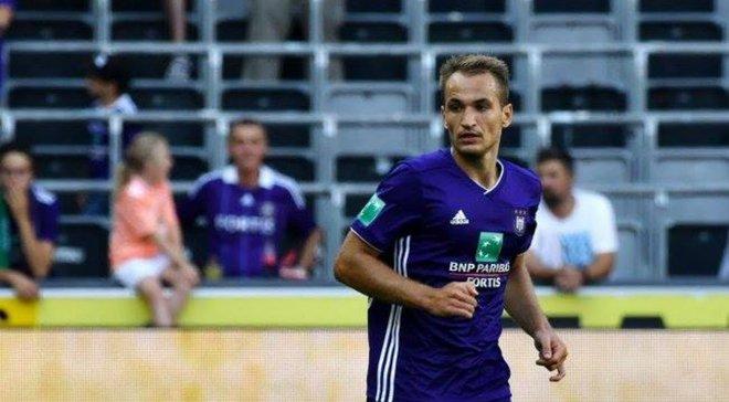 Макаренко сыграет за Андерлехт впервые за 5 месяцев